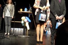 Cornelia at her graduation from university