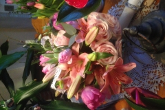 Flowers from my 50th birthday